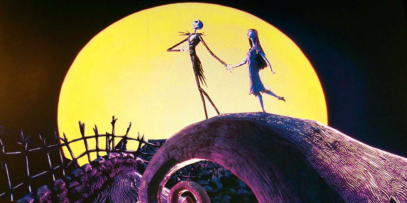 Nightmare Before Christmas film still
