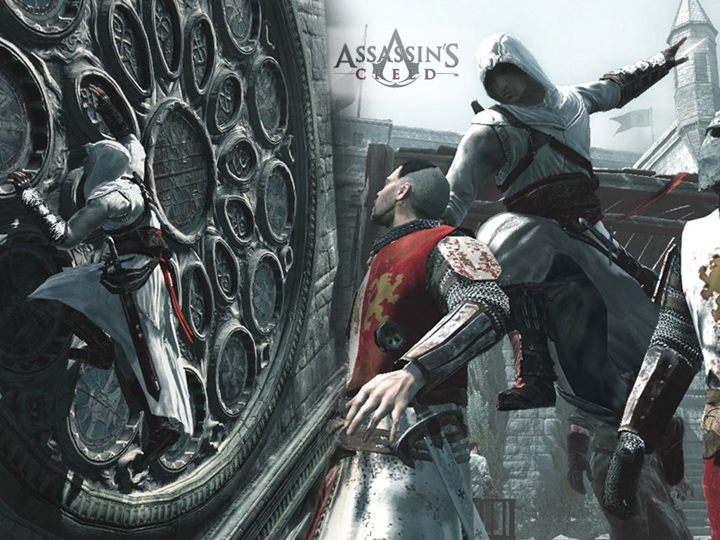 Assassin's Creed by qqisso (Deviant Art)