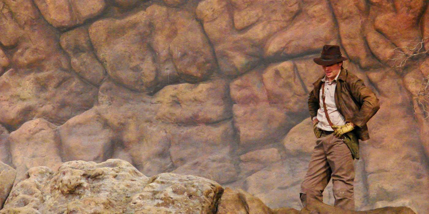 Disney Hollywood Indiana Jones