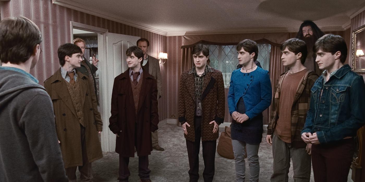 Harry Potter funny Scene