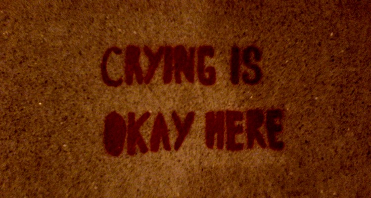 Crying Is OK