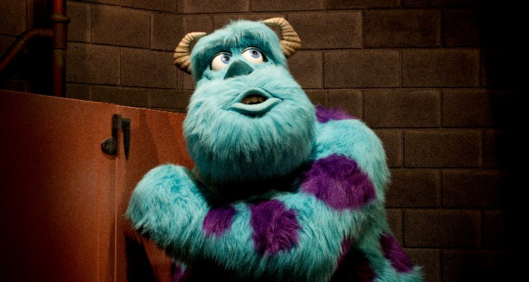 Monsters, Inc. Animated Films
