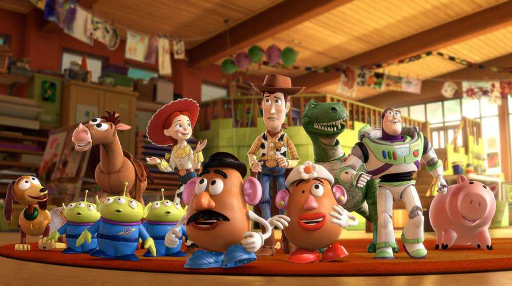 Pixar Short Animated Films