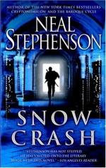 Neal Stephenson book
