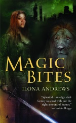 Magic Bites´ (Ilona Andrews