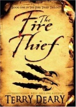The Fire Thief´ (Terry Deary