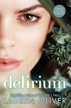 Delirium book