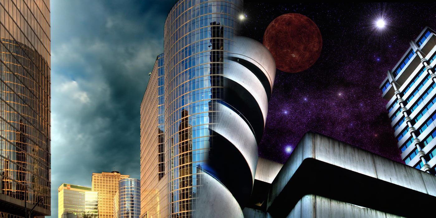 City fiction and non fiction