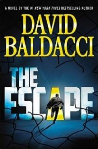David Baldacci, the John Puller series