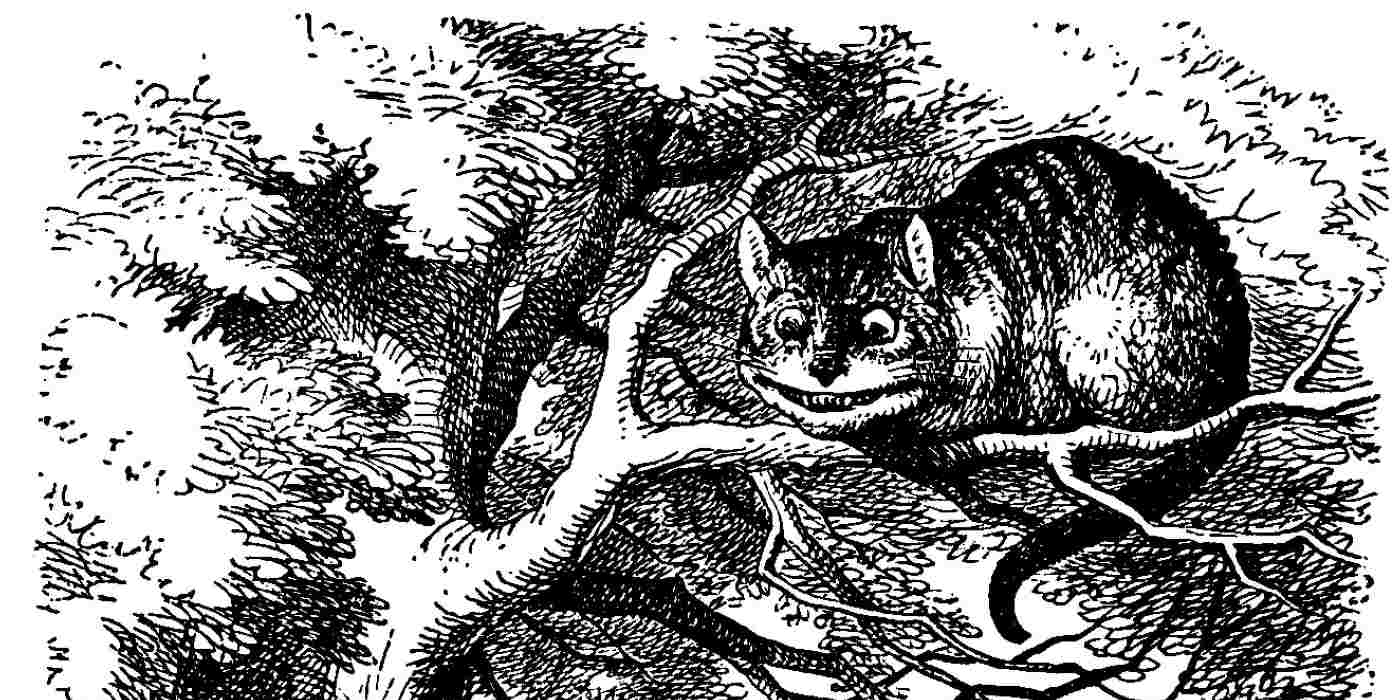 Cheshire Cat Alice in Wonderland