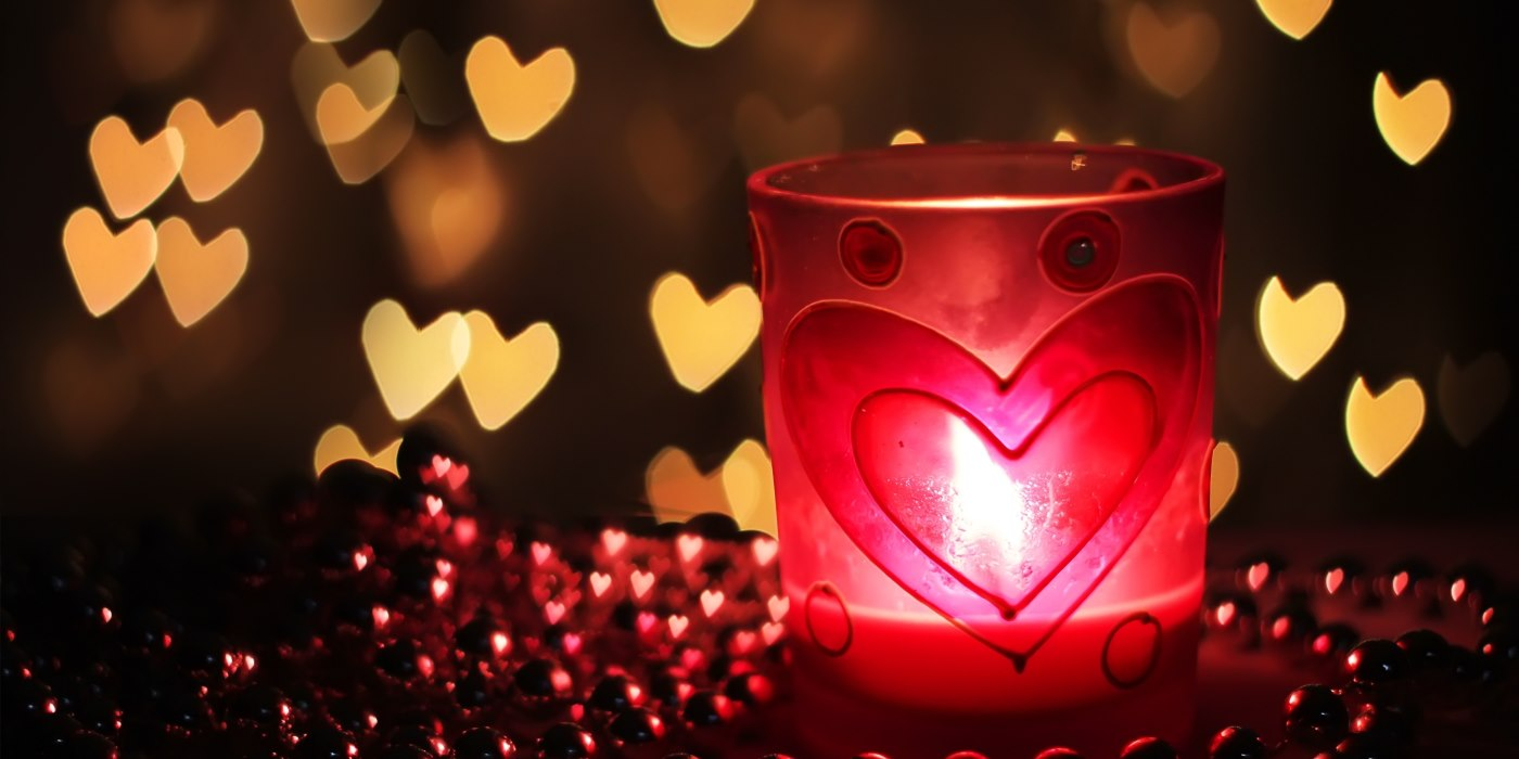 Hearts & Candles