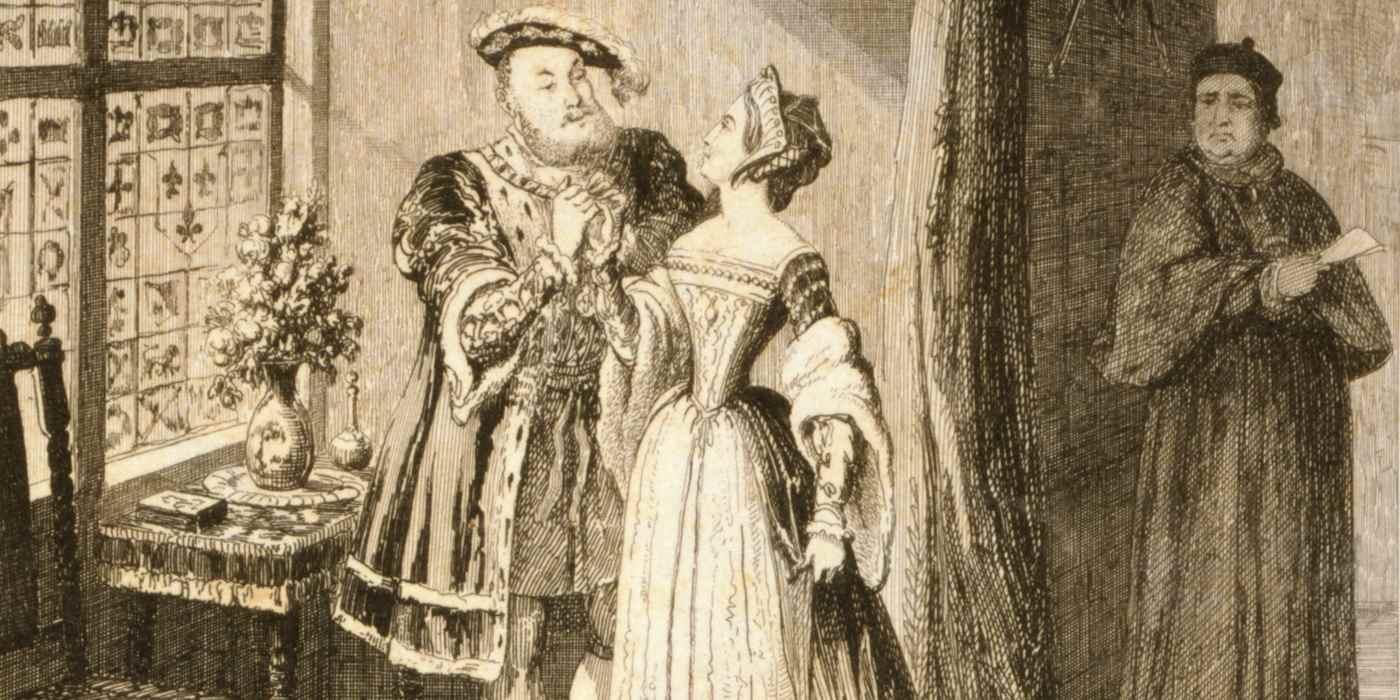 Henry's Reconciliation with Anne Boleyn
