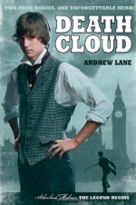 Young Sherlock Holmes: Death Cloud' (Andrew Lane, 2010)