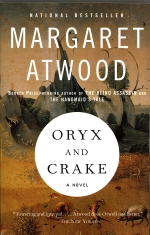 Margaret Atwood book