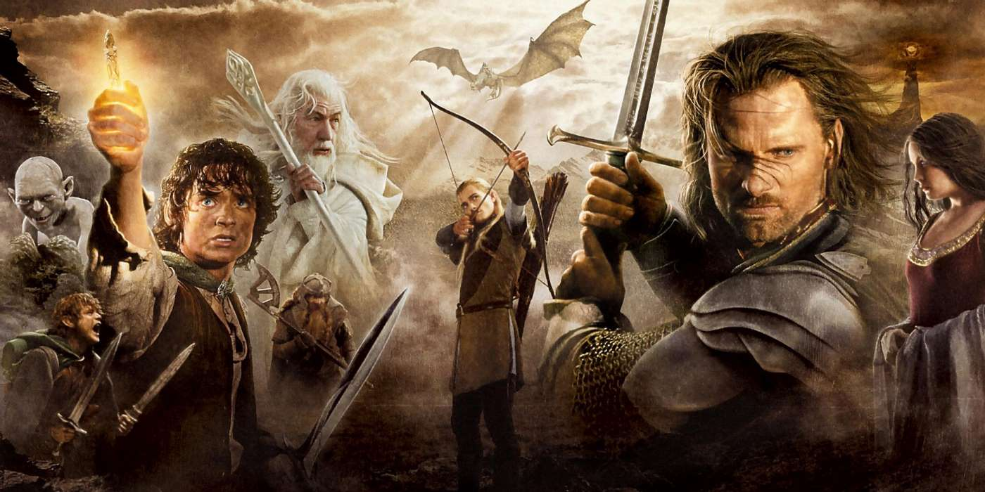 14 Movies like Lord of the Rings: Forged in Battle • itcher Magazine