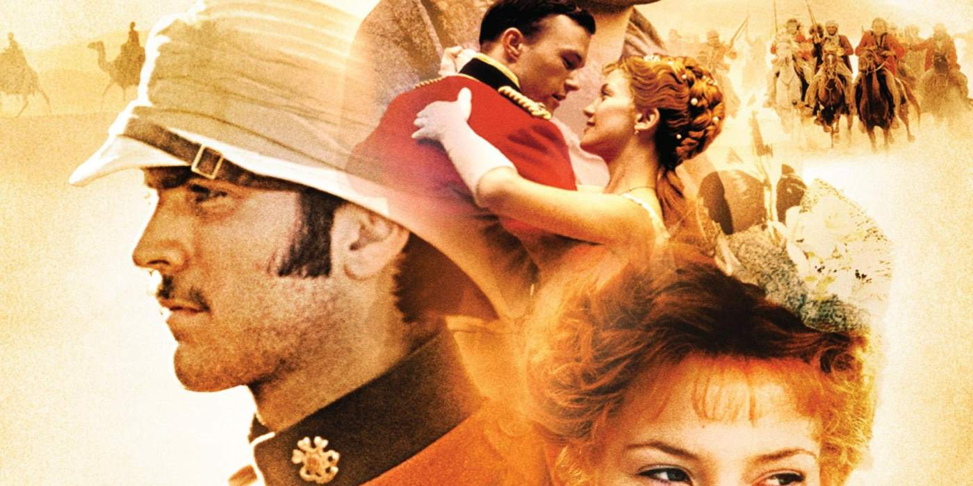 5 Movies like The Four Feathers (2002): Colonial ...