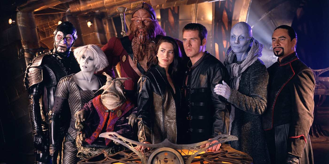 5 Shows like Farscape: Strange New Faces & Places • itcher