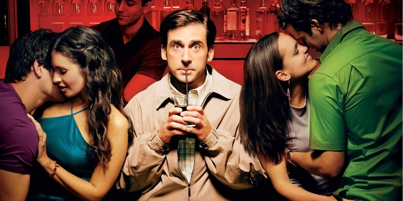 Movies like The 40 Year Old Virgin itcher Mag bg image