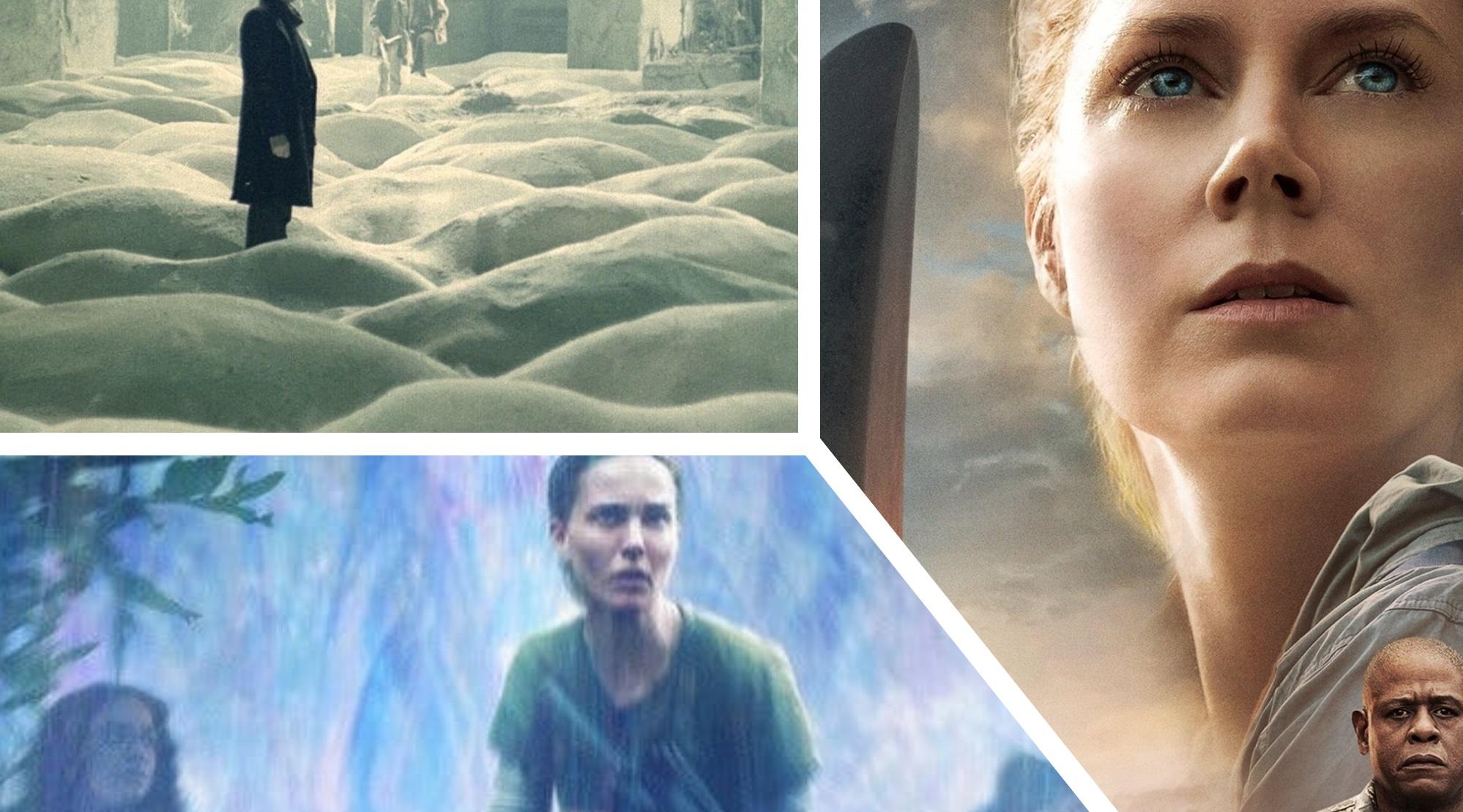 7 Movies Like Annihilation Mind Melting Science Fiction Itcher Magazine