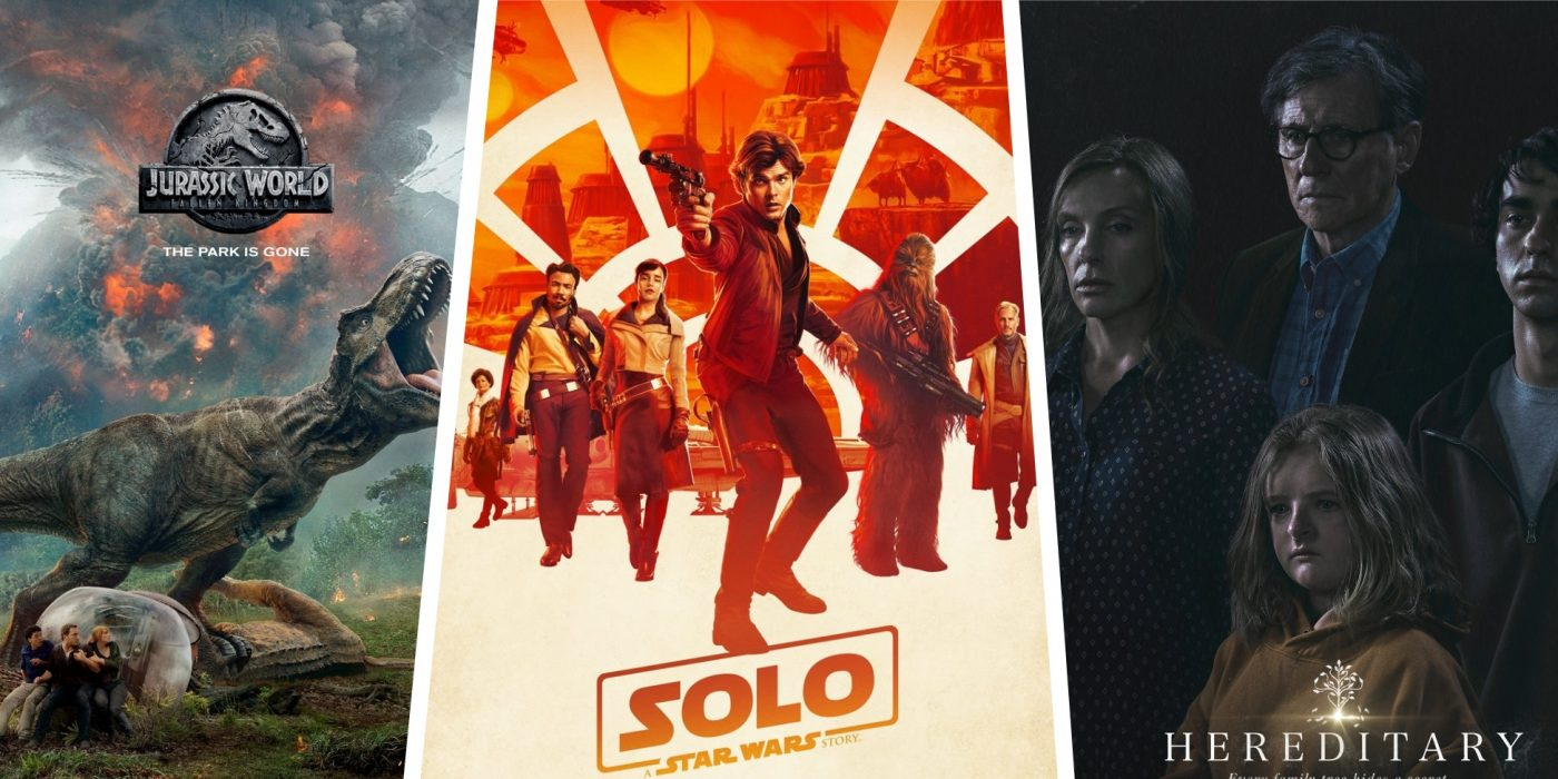 2018 Dvd Releases